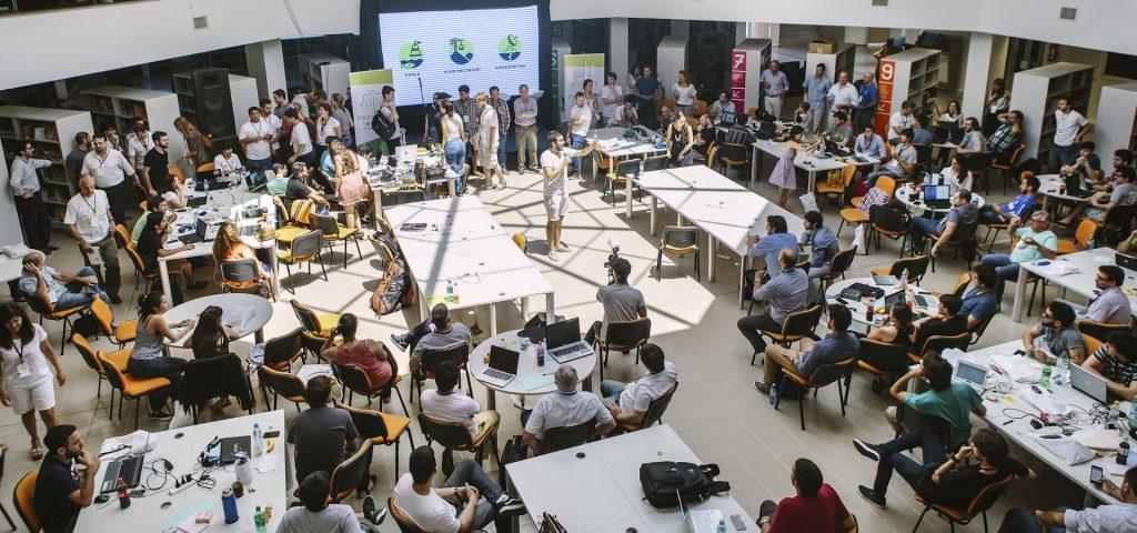 Internet for Hackathons